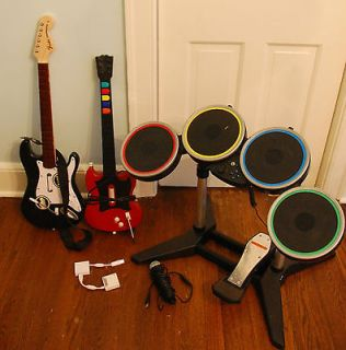 wii drum set in Video Game Accessories