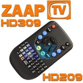 ZaapTV HD309 HD 209 Arabic & Farsi IPTV Keyboard Remote Control by