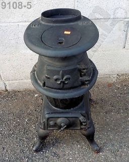 King Stove and Range Co. no. 30C Pot Belly Stove