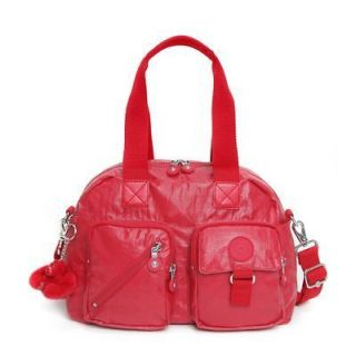 Kipling Bag Defea Lacquer Red UK RRP £82