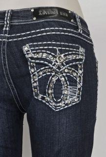 la idol jeans plus size in Jeans