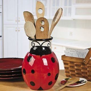 ... Kitchen Utensil Holder In Home U0026 Garden ...