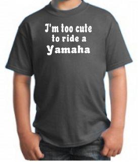 kids yamaha dirt bikes