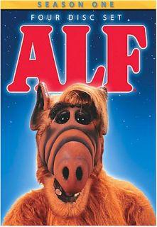Alf   Season 1 DVD, 2004, Complete 1st Series