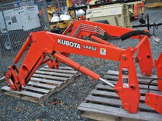 Kubota LA 852 Frontend Tractor Loader