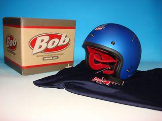 MAN Motorcycle Vintage SMALL JET Helmet Size 57 59cm New Marvel Comics