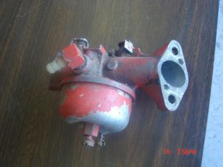Vintage Go kart Briggs Stratton Fuel Gas small carburetor for Engine