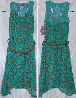 Hello Kitty Sun Dress Sleeveless  NICE GIFT LARGE NWT