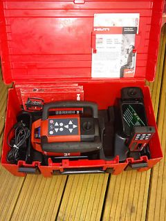 Hilti PR 26 Rotating laser Green Beam Self leveling Laser Level