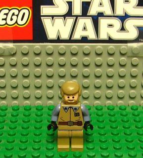 STAR WARS LEGO MINI FIGURE  MINI FIG   CRIX MADINE  USED  CHEAP