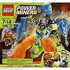 LEGO Power Miners Magma Mech (8189) Brand New Sealed Box
