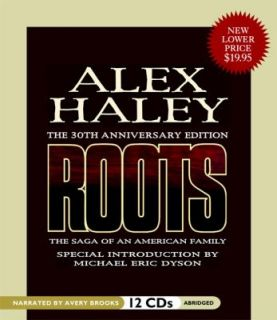 The Saga of an American Family by Alex Haley 2008, CD, Abridged