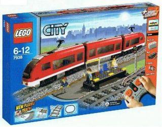 lego city passenger train in Sets