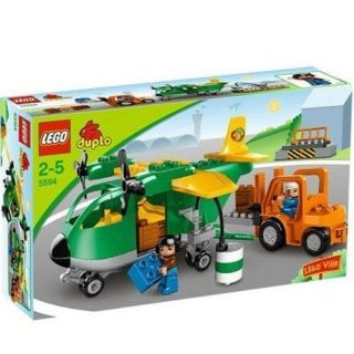 lego cargo plane in City, Town