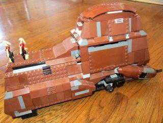 Lego Star Wars MTT 7662 Trade Federation Complete Droid Transport