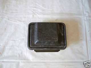 82 TRANS AM KNIGHT RIDER CONSOLE REAR ASHTRAY ASH TRAY
