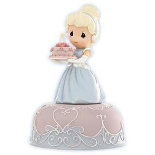 Moments Disney Princess Cinderella Cake Birthday Musical Figurine Gift