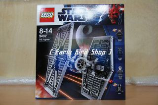 Lego 9492 Star Wars TIE Fighter (MISB / Mint in Sealed Box)