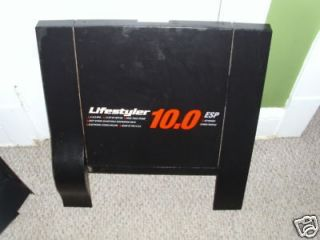 Lifestyler ESP Treadmill Cover