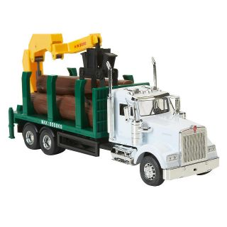 Fast Lane 132 Scale Die Cast Utility Truck   Logging