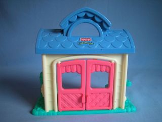 Fisher Price Little People Tea Party Girls Play House
