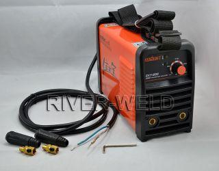 200 DC INVERTER MMA ARC MACHINE manual welder AC 220~240V Fit USA use