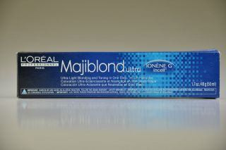 Oreal Professional Majiblond Ultra Salon Hair Color Lots of