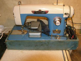 Ambassador Precision Built Deluxe Sewing Machine