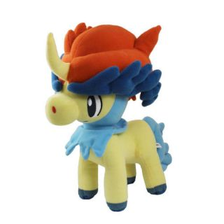 Cute  Pokemon Keldeo 30cm Soft Plush Stuffed Doll Toy #647