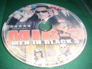 DVD Men In Black 3   Back To The Past To Save The Future   DVD Movie