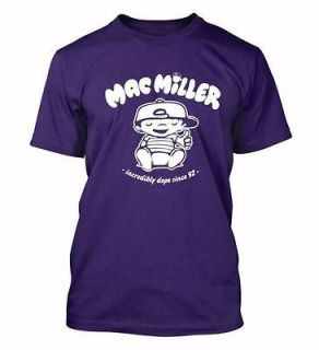 Mac Miller shirts Incredibly dope since 82 T shirt ymcmb hip hop music
