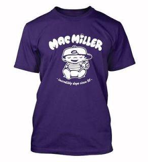Mac Miller shirts Incredibly dope since 82 T shirt ymcmb hip hop music