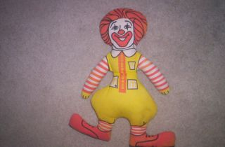 ronald mcdonald doll in Collectibles