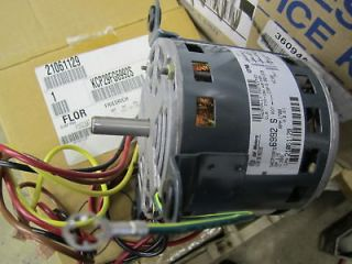 GE 1/5 hp direct drive blower motor 5KCP29FG6992S .2 hp