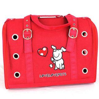 Brown Hearts Designer Inspired Dog Cat Pet Carrier Travel Crate Folds