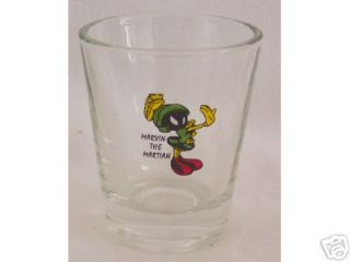 marvin the martian glass in Animation Art & Characters