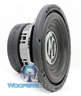15 M1104 MEMPHIS 10 CAR SUB 600W MAX 4 OHM M3 LOUD BASS SUBWOOFER