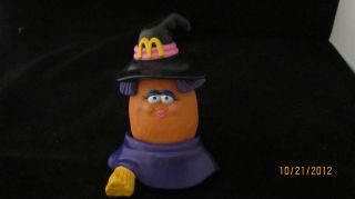 Vintage 1988 McDonalds Chicken McNugget Buddies witch costume