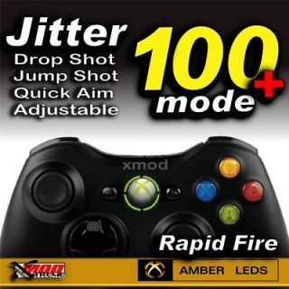 Rapid Fire Modded XBOX MW3 BLACK OPS 2   XMOD 100 Mode   JUMP DROP
