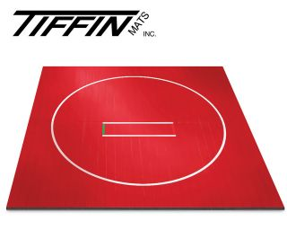 Tiffin 10 x 10 1 1/4 Wrestling, MMA,Martial Arts Mats