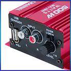 Fi Stereo USB Audio Amplifier Amp WA6 for Car CD DVD Motorcycle