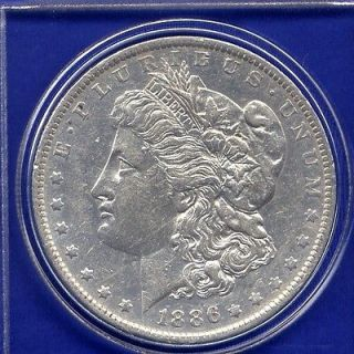 Morgan Silver Dollar Rare Key Date High Grade PQ Stunner US Mint Coin