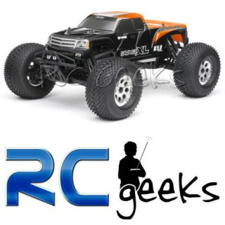 HPI Racing RC Savage XL 5.9 Big Block Off Road Monster Truck 2.4Ghz