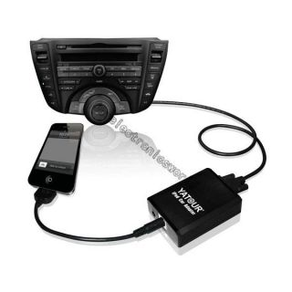 iPod iPhone Apple Car Adapter Music CD Changer FOR Acura Honda Accord