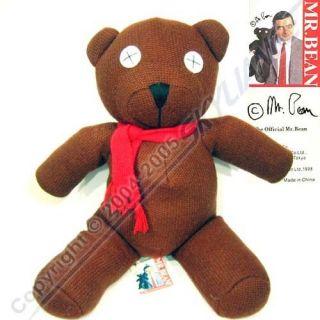MR BEAN Official TEDDY BEAR 15 Stuffed Doll /Plush Toy