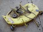 JOHN DEERE STX38 38 RIDING MOWER DECK LOOK N R