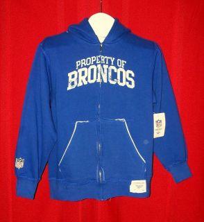 Denver Broncos Reebok NFL Gridiron Classic hoodie YOUTH