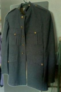 50s valley forge military academy wool dress uniform