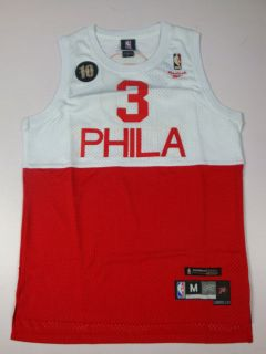 Allen Iverson Jersey in Basketball NBA