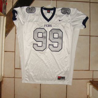 FORSYTH COUNTRY DAY SCHOOL NIKE FOOTBALL JERSEY XLARGE XL FCDS